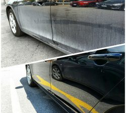 Before-After Paint Protection